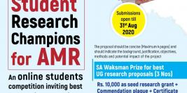 Student Research Champions for AMR